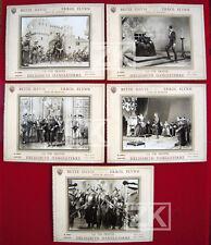 ERROL FLYNN BETTE DAVIS 5 Photos Reine Elisabeth Lord Essex Angleterre 1939