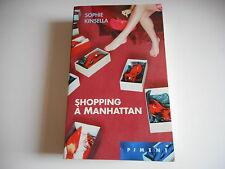 SHOPPING A MANHATTAN - SOPHIE KINSELLA