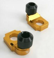 Driven Racing Axle Block Slider  Gold DRAX-102-GD*