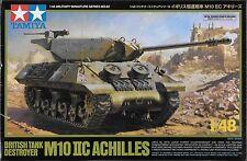 1/48 Tamiya 32582 - WWII British Tank Destroyer M10 IIC - Achilles Model Kit