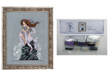 Mirabilia Cross Stitch Pattern and Embellishment Pack Andromeda Md149
