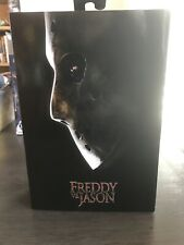 "Freddy Vs. Jason: Jason Voorhees 7"" Action Figure (2019) Neca New"
