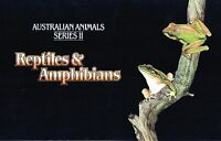 1982 Australian Animals Definitive Set of 7 Stamp Pack, Mint Condition, Unopened