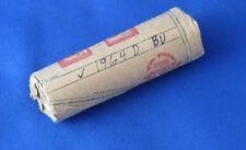 1964-D Washington Quarter Bu Roll Of 40 B2338