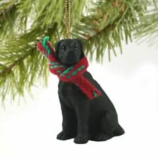 Great Dane Black Original Ornament