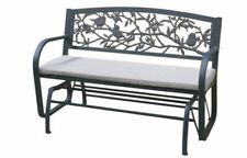 Iron Outdoor Benches