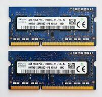 "8GB (2x4GB) DDR3 1600MHz RAM Memory ~ for 2012 Apple 27"" iMac & Mac Mini"