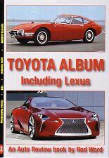 Book - Toyota - Toyopet Corona Crown Corolla Publica Celica Lexus - Auto Review