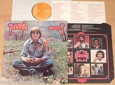 JOHN DENVER - Spirit  (RCA, UK 1976 + OIS + LYRIC-SHEET / LP NEAR MINT)