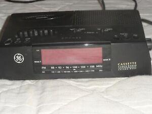 GE Clock Radio 7-4925A