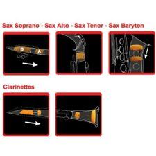 Saxmute Dämpfer f. Bariton-Saxophon | Neu