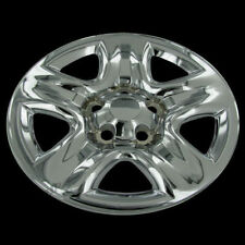 "For 01-07 Toyota Suzuki 16"" Chrome Wheel Cover HubCaps Skin 5 Spoke Steel Rim"