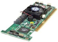Areca ARC1110 4-Port SATA RAID Controller Card PCI-X 64bit/133MHz 71-111001-0013