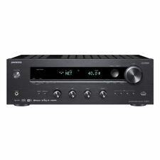 Onkyo TX-8270 100W Network Stereo Receiver with Built-In HDMI, WiFi & Bluetooth