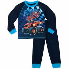 Boys Blaze and the Monster Machines Pyjamas | Blaze PJs |