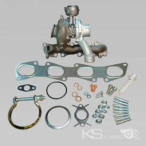 Turbolader Opel Zafira B Signum 1.9 CDTI 110 KW 150 PS Z19DTH  + MONTAGESATZ TOP