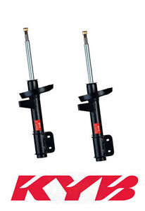 KYB Pair Of FRONT Shocks Struts FOR NISSAN PULSAR 2013-ON 1.8