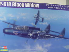 Black Widow P-61 B Nachtjäger - Hobbyboss  Bausatz 1:48  - 81731  #E