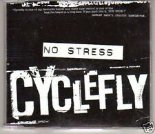 (E433) Cyclefly, No Stress - DJ CD
