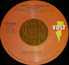 """*<* MAD LADS UNPLAYED MINT STAX """"GONE! THE PROMISES OF YESTERDAY"""" AUDIOPHILE 45!"""