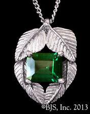 The Mirkwood Elven Necklace, Emeralds of Girion, The Hobbit Jewelry, Jrr Tolkien
