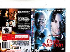 Chain Reaction-2001-Keanu Reeves- Movie-DVD