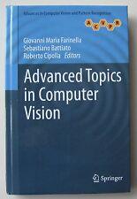 Advanced Topics in Computer Vision (2013, Gebunden)