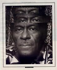 Chuck Berry Magazine Photo 1992