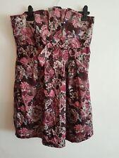 Women's Clothing Nwt Esmara Maternity & Nursing Summer Dress Polka Dot Size 14