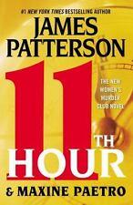 11th Hour (Women's Murder Club), Paetro, Maxine, Patterson, James, Good Conditio