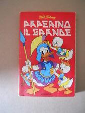 CLASSICI DI WALT DISNEY - PAPERINO IL GRANDE 1° edizione 1973  [G734A] BUONO