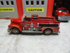 MATCHBOX FIRE SEAGRAVE FIRE ENGINE CLASSIC UNIT