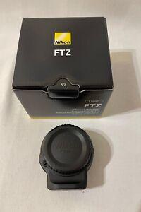 Nikon  FTZ Mount Adapter - Black