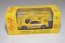 V 1:43 BANG 9701 FERRARI 355 CHALLENGE 97 C. BERTUZZI YELLOW MINT BOXED