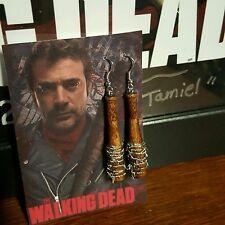 Negan Lucille Bat Prop/Replica ***Earrings*** ~~The Walking Dead~~***NEW***