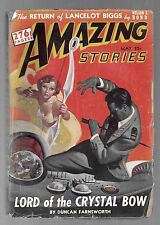 AMAZING STORIES May 1942 Pulp Magazine 276 pages