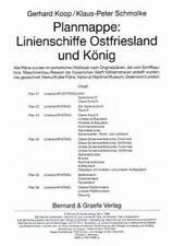 Koop Schmolke Planmappe Linienschiffe Ostfriesland und König Planrolle Modellbau