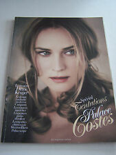 MAGAZINE PALACE COSTES N° 38 , MODES , ARTS ET CREATIONS PARIS . DIANE KRUGER .