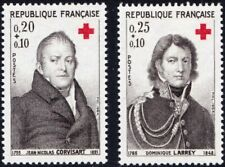 France 1964 Red Cross Fund - MNH Set - (103)