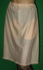 OMAS EDLER 50/60er VINTAGE Perlon/Nylon HALB-Unterkleid-Unterrock Gr.38 *NEU(626