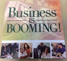 """NETWORK MULTI LEVEL MLM MARKETING CD """"BUSINESS IS BOOMING"""" NOVICE SALES"""