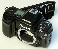 (PRL) NIKON F90 BODY 35 mm SLR SPARE PARTS FOTORIPARATORE REPAIR KAMERA