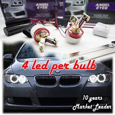 BMW m3 Angel Eyes h8 LED Marker lampadina SPLIT 40w x5 e90 e92 e71 e87 x6 UK Venditore