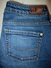 Bullhead Hermosa Super Skinny Jeans Stretch Womens Blue Denim Size 1 S x 28.5