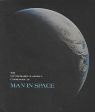 """#United States of America Commemorates """"Man in Space"""" Booklet"""