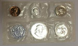 1960 PROOF COINS - PHILADELPHIA
