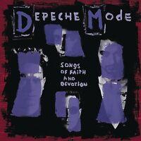 DEPECHE MODE - SONGS OF FAITH AND DEVOTION   VINYL LP NEU
