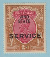 INDIA JIND O32 MINT HINGED OG * NO FAULTS EXTRA FINE!