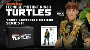 TMNT LOOT CRATE Danny Movie  PreOrder New SOLD OUT SIZE M CRATE 1