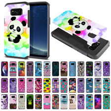 For Samsung Galaxy S8+ Plus G955 Shock Proof Impact Hybrid Tpu Hard Case Cover